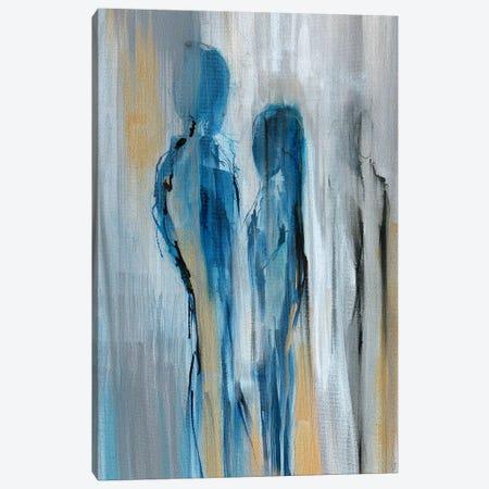 Just A Memory I Canvas Print #SUS57} by Susan Jill Art Print