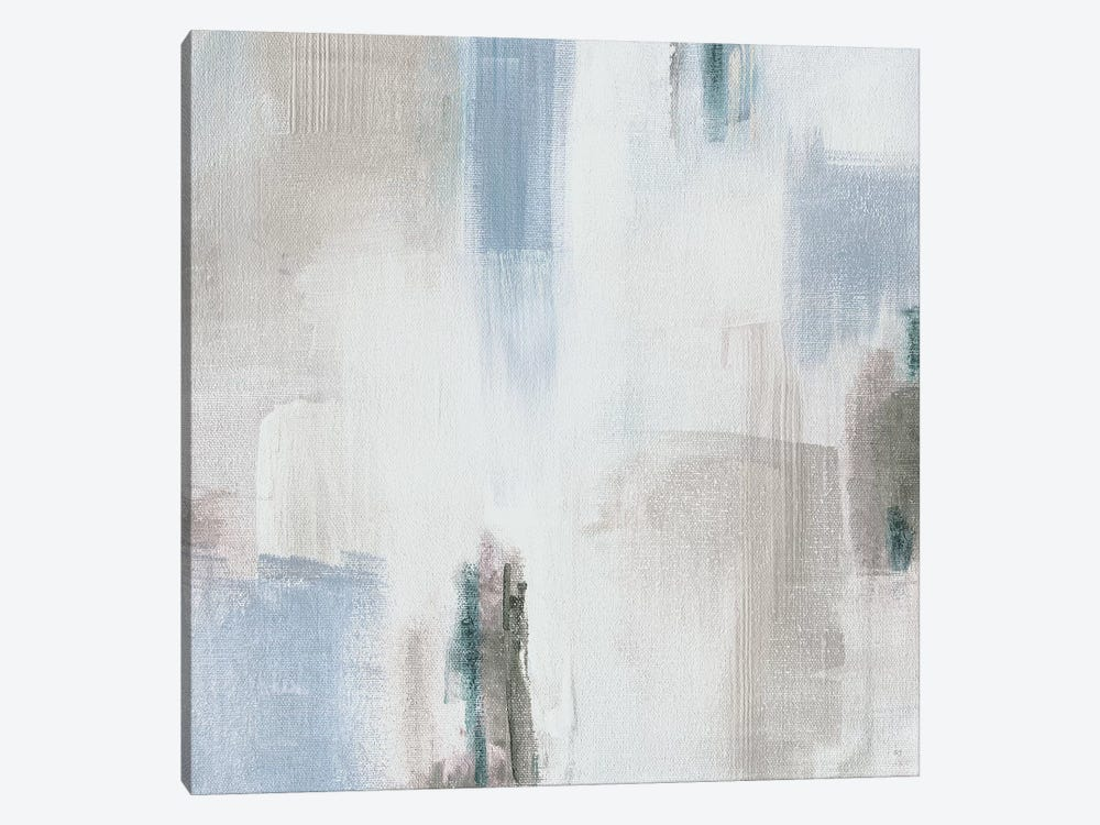 Morning Lake I by Susan Jill 1-piece Canvas Art