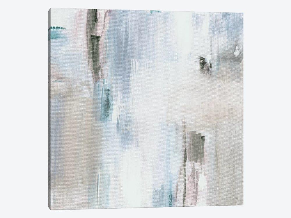 Morning Lake II by Susan Jill 1-piece Canvas Art Print