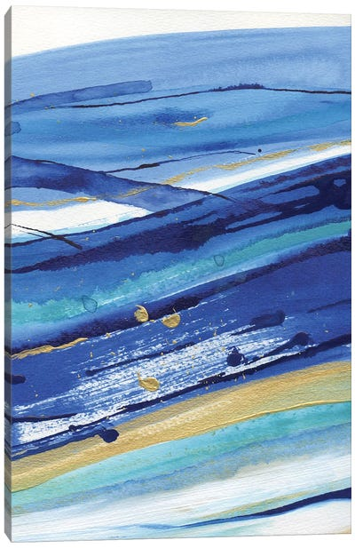 Waterfall II Canvas Art Print
