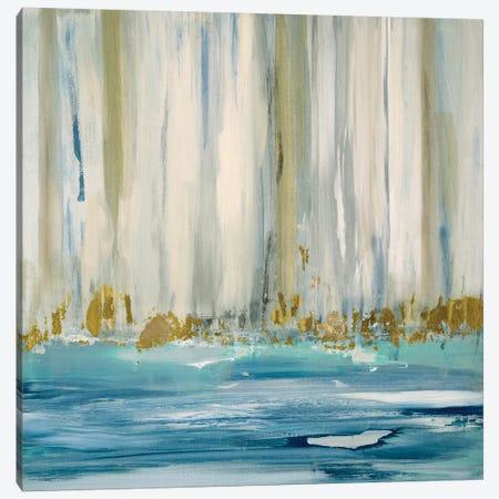 Mountain Water I Canvas Print #SUS6} by Susan Jill Canvas Wall Art