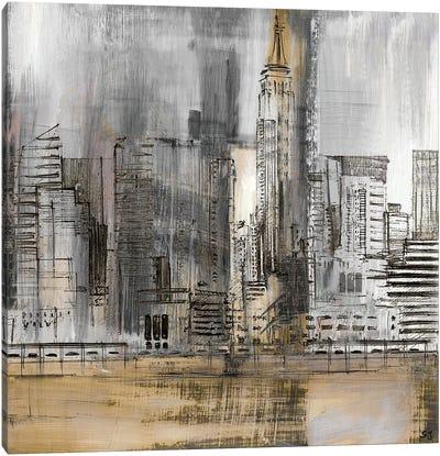 Empire Twilight Canvas Art Print