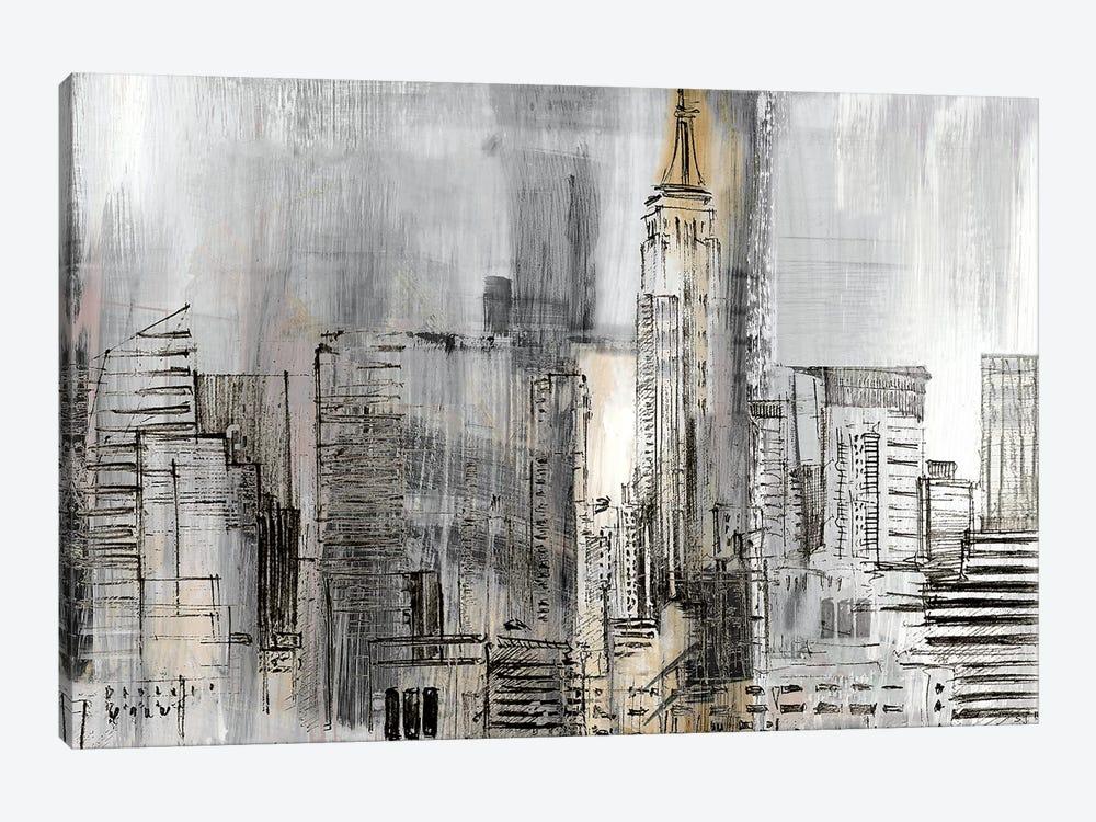 Empire Twilight Detail by Susan Jill 1-piece Art Print