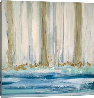 Mountain Water II Canvas Art Print