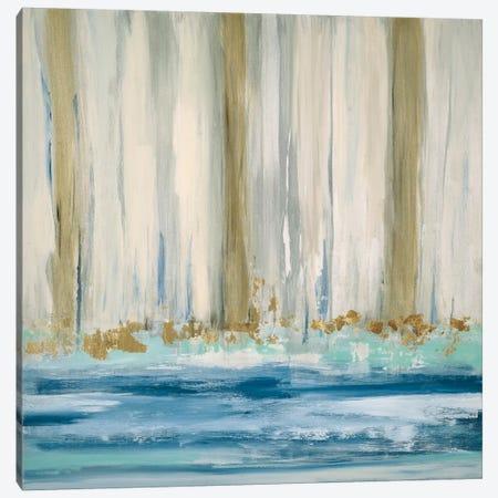 Mountain Water II Canvas Print #SUS7} by Susan Jill Canvas Artwork