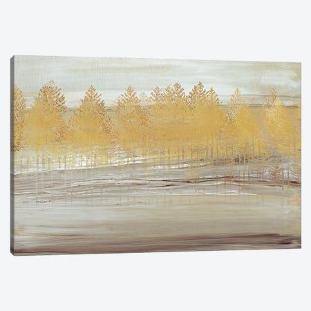 Golden Forest  Canvas Print #SUS83} by Susan Jill Canvas Art Print