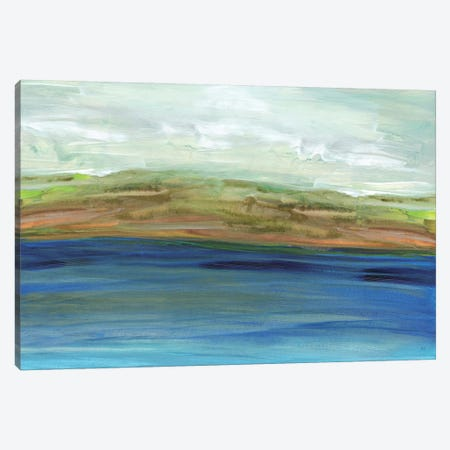 Water's Edge Canvas Print #SUS99} by Susan Jill Canvas Artwork