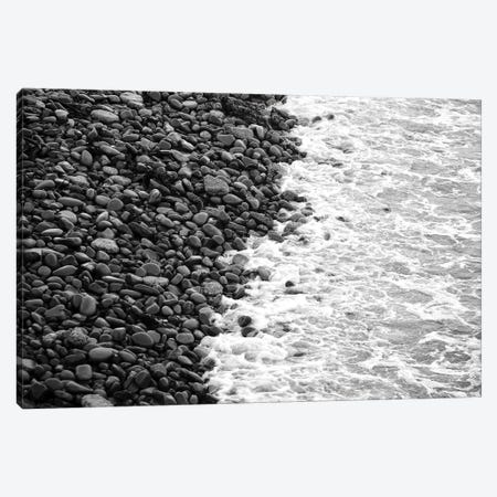 Yin and Yang, Rocks And Water Canvas Print #SUV109} by Susan Vizvary Canvas Art