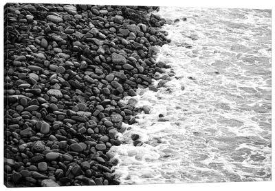 Yin and Yang, Rocks And Water Canvas Art Print