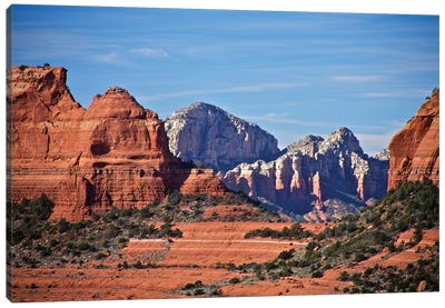 Arizona Vista Canvas Art Print