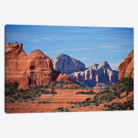 Arizona Vista 3-Piece Canvas #SUV10} by Susan Vizvary Canvas Art Print