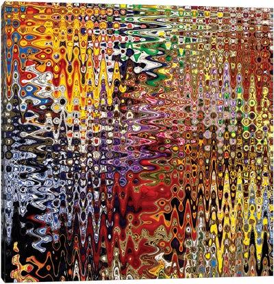 Asian Tassels I Canvas Art Print