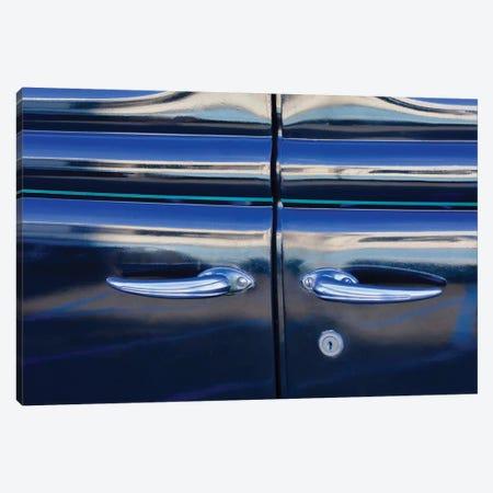 Double Door Ford Canvas Print #SUV125} by Susan Vizvary Art Print