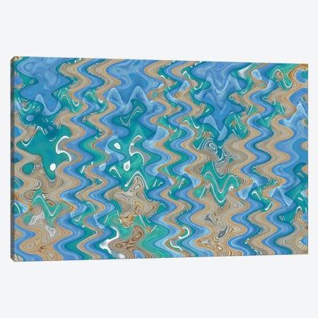 Turks Pier Canvas Print #SUV145} by Susan Vizvary Art Print
