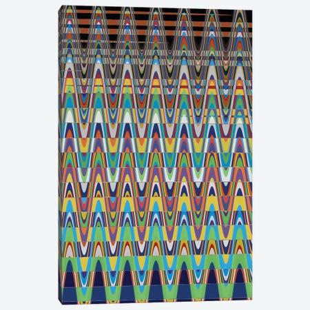 Vertical Carpet X Canvas Print #SUV159} by Susan Vizvary Canvas Print