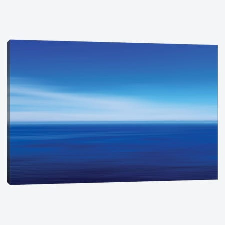 Big Sur Ocean Blur II Canvas Print #SUV174} by Susan Vizvary Canvas Art