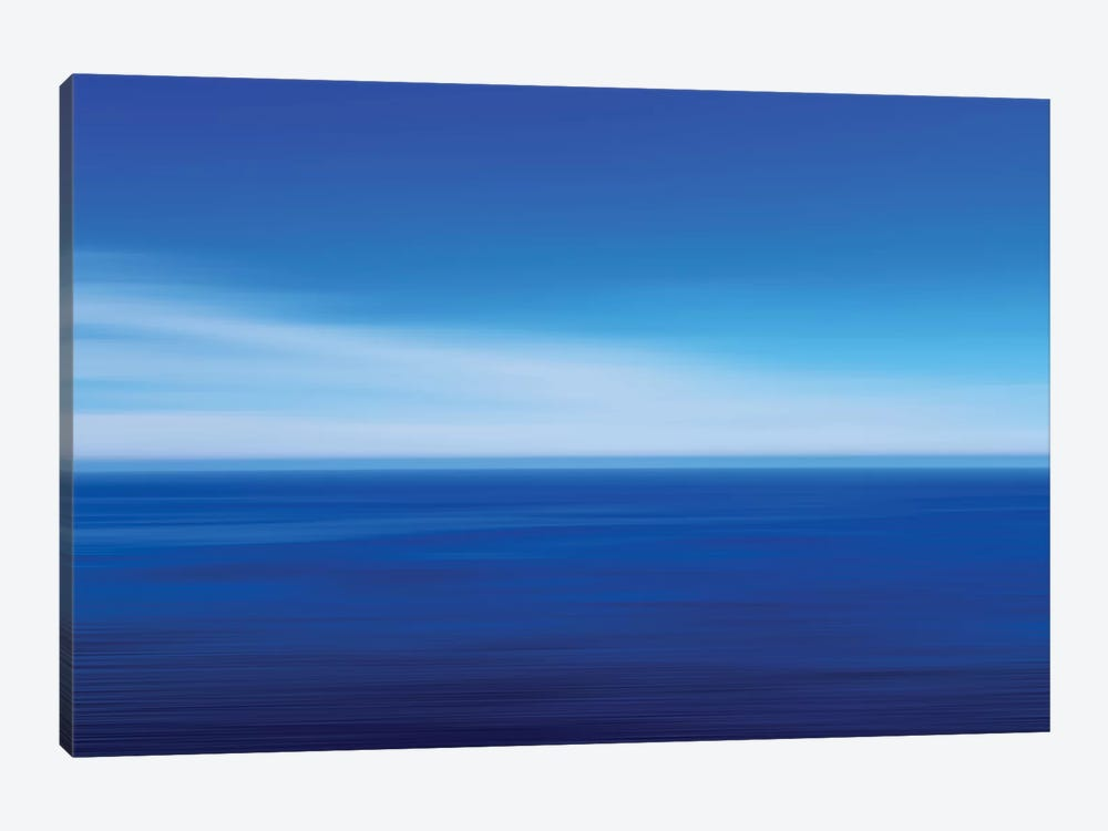 Big Sur Ocean Blur II by Susan Vizvary 1-piece Canvas Art