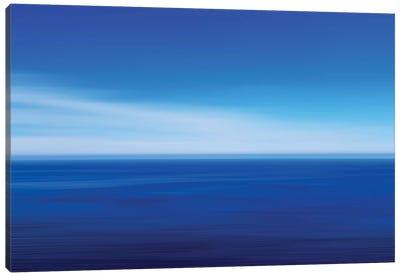 Big Sur Ocean Blur II Canvas Art Print