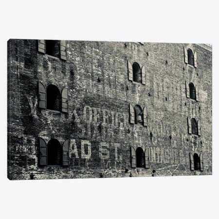 Brooklyn Warehouse Canvas Print #SUV179} by Susan Vizvary Art Print