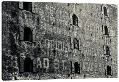 Brooklyn Warehouse Canvas Art Print