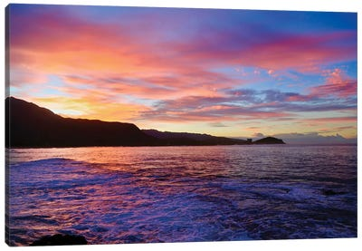 Good Morning, Hawaii Canvas Art Print