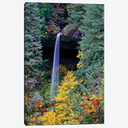 Love Falls II Canvas Print #SUV209} by Susan Vizvary Art Print