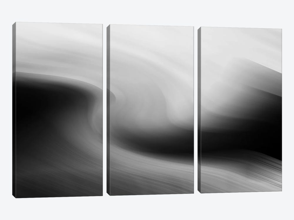 Mountain Blur Angle II by Susan Vizvary 3-piece Canvas Art Print