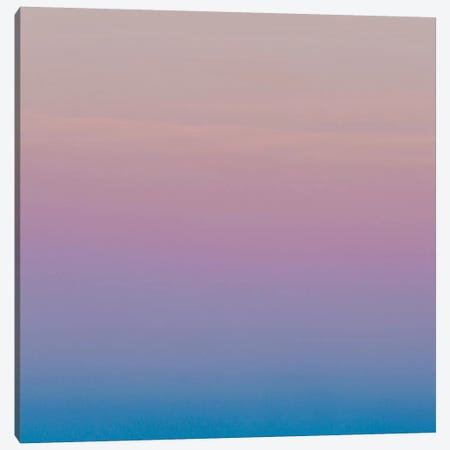 Sunrise I Canvas Print #SUV242} by Susan Vizvary Art Print