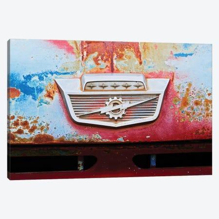 Lighten Bolt Grill 3-Piece Canvas #SUV254} by Susan Vizvary Canvas Art Print