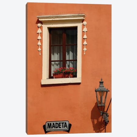 Madeta Hotel Canvas Print #SUV285} by Susan Vizvary Canvas Artwork