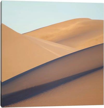 Death Valley Dunes Canvas Art Print