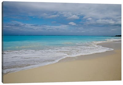 Turks Beach Dream Canvas Art Print