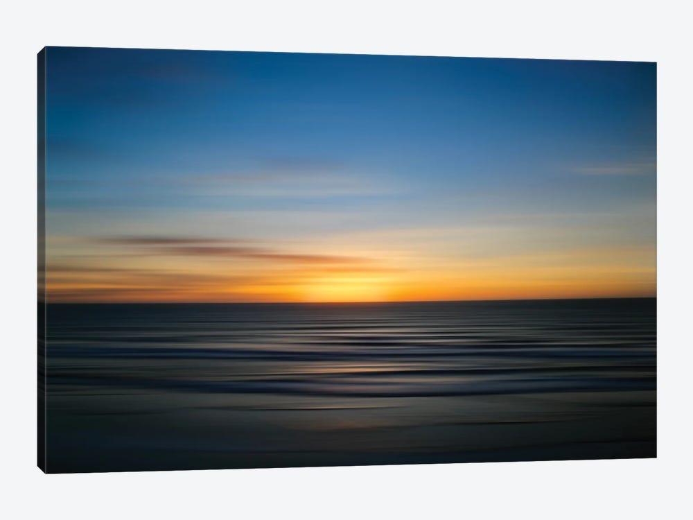 Solano Beach Blur by Susan Vizvary 1-piece Art Print