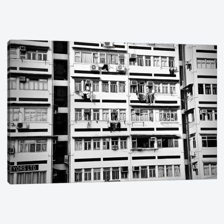 Hong Kong Apartment Canvas Print #SUV42} by Susan Vizvary Canvas Wall Art