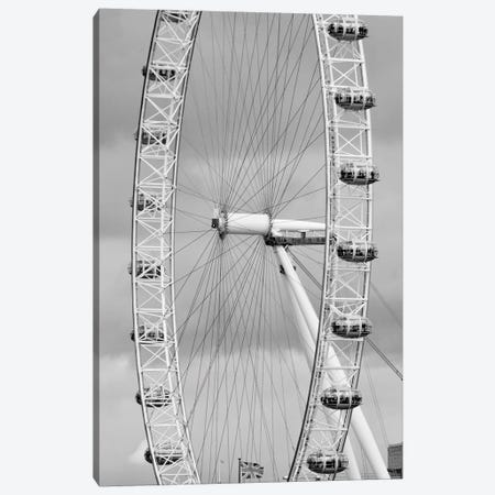London Eye Canvas Print #SUV51} by Susan Vizvary Canvas Print