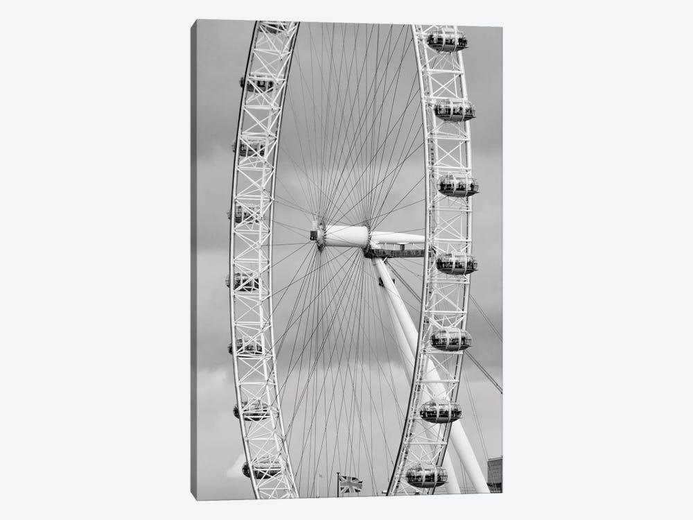 London Eye by Susan Vizvary 1-piece Canvas Print