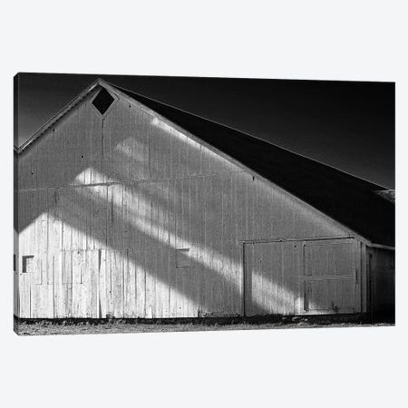 Marin Old Barn Canvas Print #SUV58} by Susan Vizvary Art Print