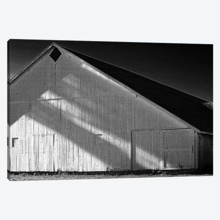 Marin Old Barn Canvas Print #SUV58} by Susan Vizvary Art Print