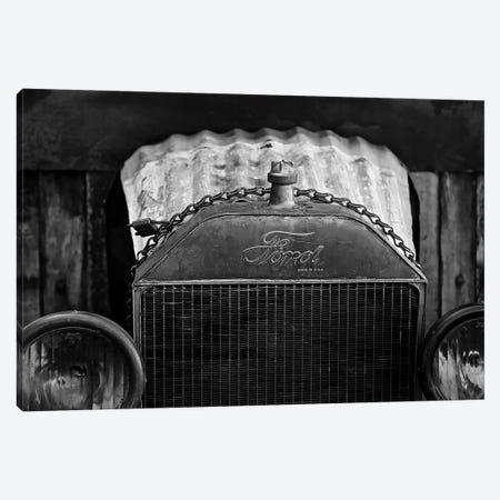 Model T in Black&White Canvas Print #SUV62} by Susan Vizvary Canvas Artwork