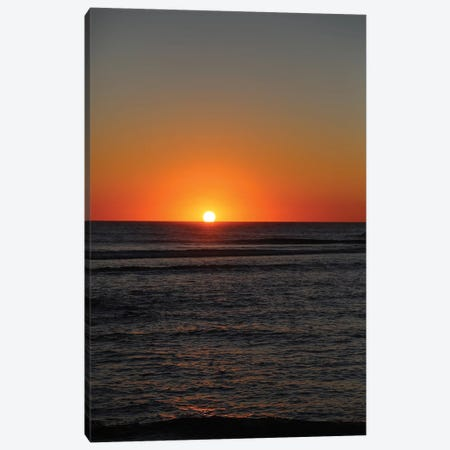 Sun On The Water, Mexico 3-Piece Canvas #SUV95} by Susan Vizvary Canvas Artwork