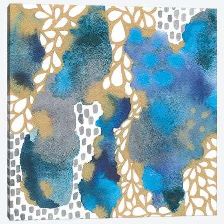 Earth and Sea XXVII Canvas Print #SUY125} by Sunny Altman Canvas Art Print