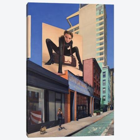 On Grand Street Canvas Print #SVD111} by Nick Savides Canvas Art Print