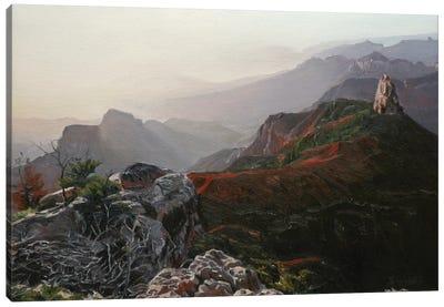 Grand Canyon At Sunrise II Canvas Art Print