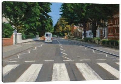 Abbey Road - 2013 Canvas Art Print