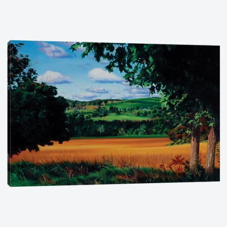 Millbrook - Moving Shadows Canvas Print #SVD47} by Nick Savides Canvas Print