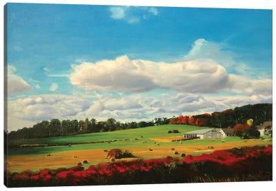 Amberg Farm Canvas Art Print
