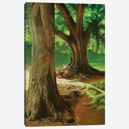 Summer Day Canvas Print #SVD71} by Nick Savides Canvas Art Print