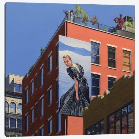 Ulla Johnson On Lafayette Street Canvas Print #SVD84} by Nick Savides Canvas Print