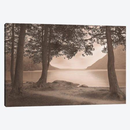 By The Lake Canvas Print #SVI1} by Igor Svibilsky Canvas Print