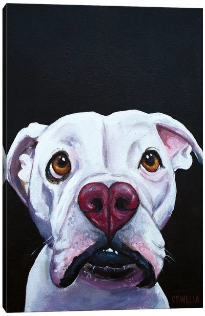 I Woof You Canvas Art Print
